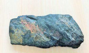 Unikatowy minerał z odwiertów w polkowickiej kopalni