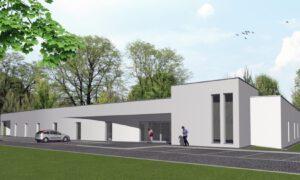 Trzy firmy chcą budować hospicjum w Głogowie