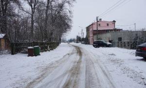 Mieszkańcy chcą progu zwalniającego na drodze