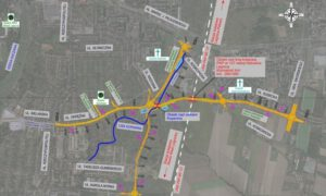Przetarg na III etap zbiorczej drogi przedłużony do 30 marca