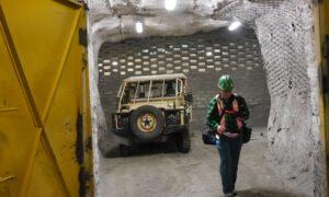 Pożar ładowarki w ZG Polkowice – Sieroszowice, ewakuowano 73 górników